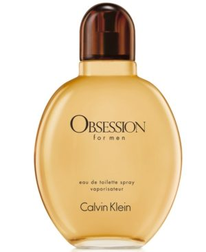Calvin Klein Obsession for men Eau de Toilette, 4 oz