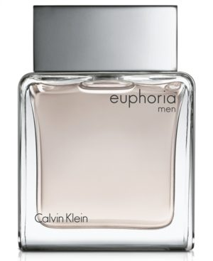Calvin Klein euphoria men Eau de Toilette Spray, 3.4 oz