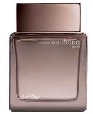 Calvin Klein euphoria men intense Eau de Toilette Spray, 3.4 oz