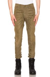 Fear of God Selvedge Denim Vintage Jean in Neutrals