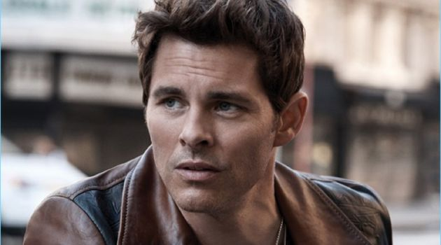James Marsden Covers Essential Homme, Discusses Roles