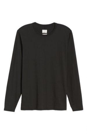Men's Rag & Bone Classic Base T-Shirt, Size X-Large - Black