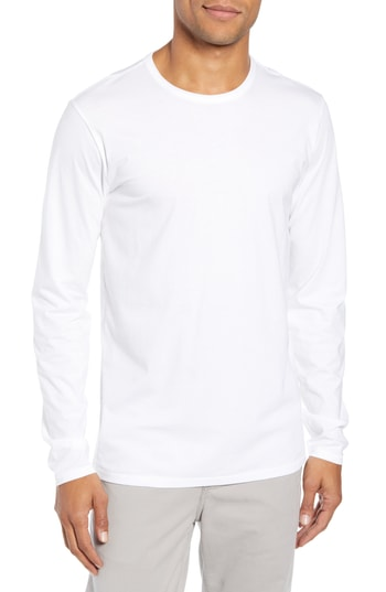 Men's Rag & Bone Classic Base T-Shirt, Size X-Small - White