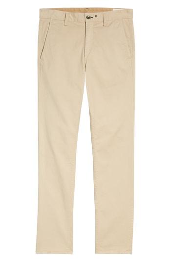 Men's Rag & Bone Fit 2 Chinos, Size 29 - Beige