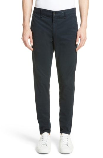 volume large 100% quality good looking Men's Rag & Bone Fit 2 Slim Fit Chinos, Size 29 - Blue