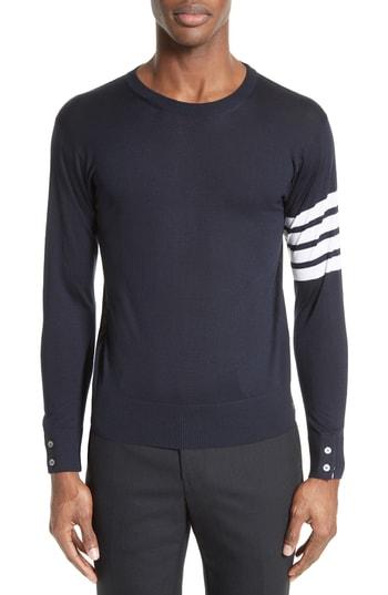 Men's Thom Browne Merino Wool Pullover