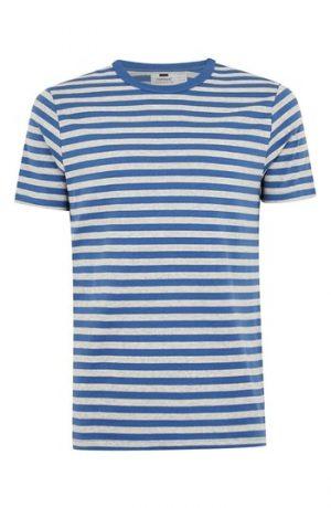Men's Topman Slim Fit Stripe T-Shirt