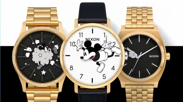 Nixon Mickey Mouse Watches