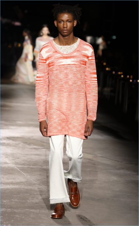 Missoni Gets Earthy with Spring '19 Collection