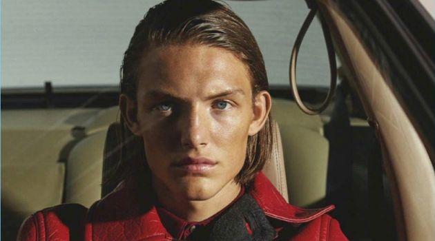 Killer Looks: Oliver Sonne for GQ Australia