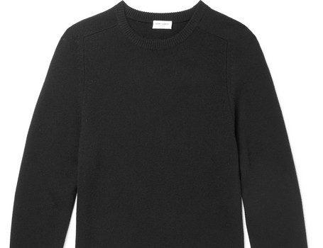 Saint Laurent - Cashmere Sweater - Black