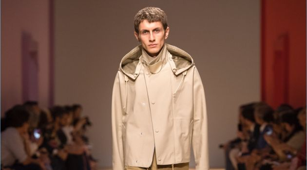 Salvatore Ferragamo Goes Monochromatic for Spring '19 Collection