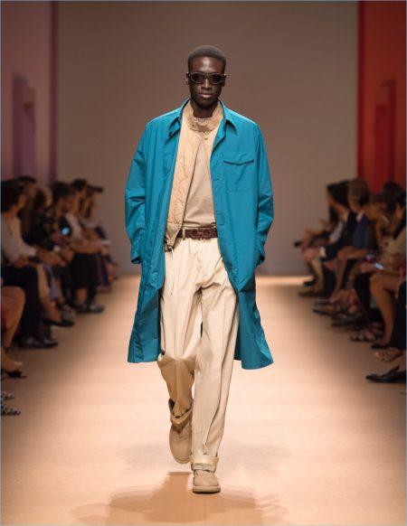 Salvatore Ferragamo Goes Monochromatic for Spring '19 Collection