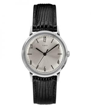 Timex Marlin Watch in White
