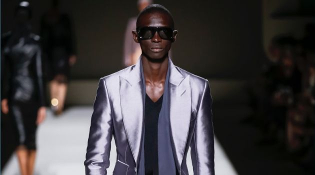 Tom Ford Delivers a Handsome Spring '19 Collection