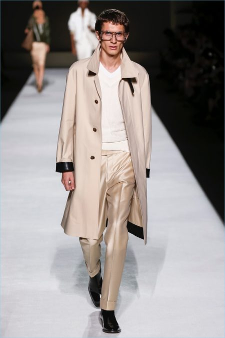 Tom Ford Spring 2019 Men S Collection Runway The