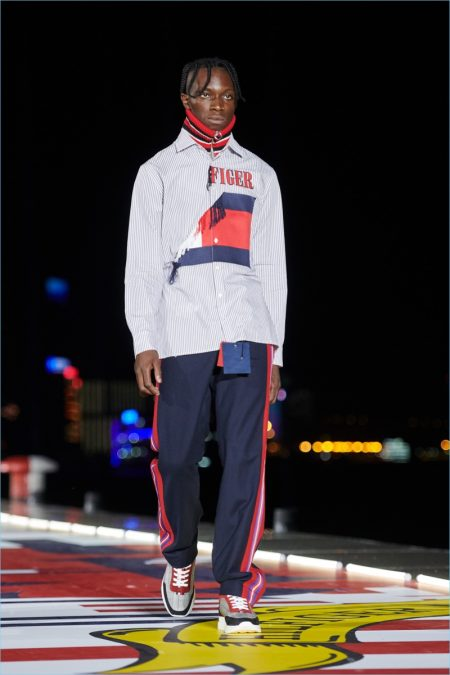 Tommy Hilfiger Presents Fall '18 Collection in Shanghai
