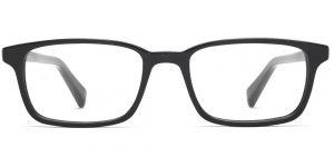 Warby Parker Eyeglasses - Crane in Jet Black