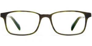 Warby Parker Eyeglasses - Crane in Mallard Green