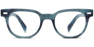 Warby Parker Eyeglasses - Duckworth in Marine Slate