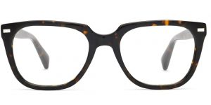 Warby Parker Eyeglasses - Duval in Whiskey Tortoise