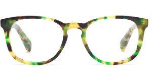 Warby Parker Eyeglasses - Lyle in Hanalei Tortoise