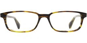 Warby Parker Eyeglasses - Mitchell in Olivewood