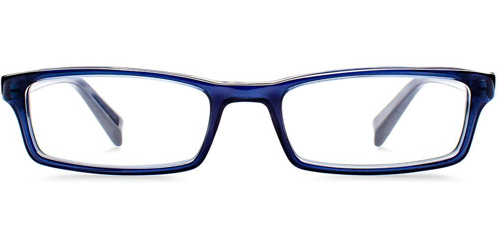 39966e23a6 Warby Parker Eyeglasses – Sibley in Catalina Blue