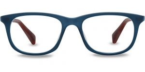 Warby Parker Eyeglasses - Sullivan in Saltwater Matte