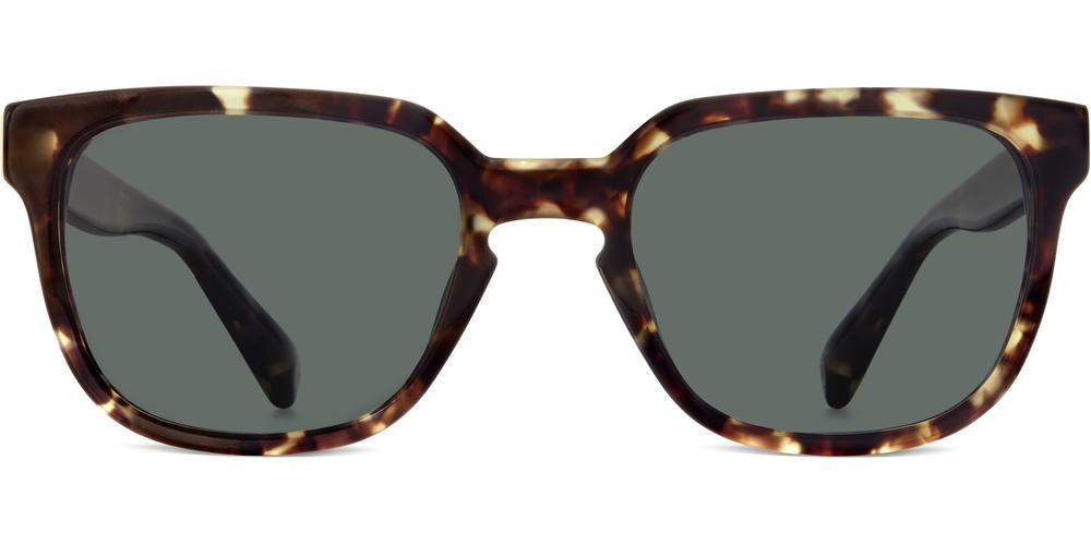 7f163ad37f6 Warby Parker Sunglasses – Abel in Burnt Lemon Tortoise