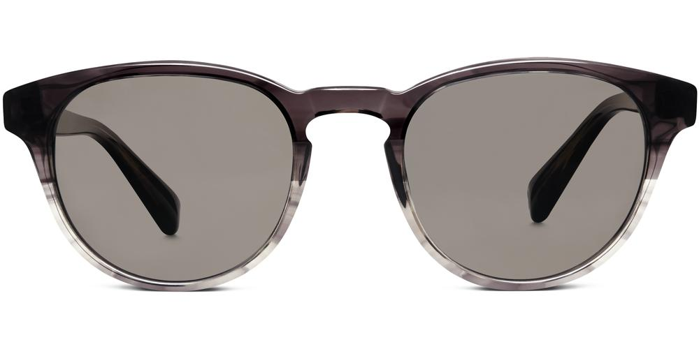 3d0a339801d41 Warby Parker Sunglasses – Percey in Charcoal Fade