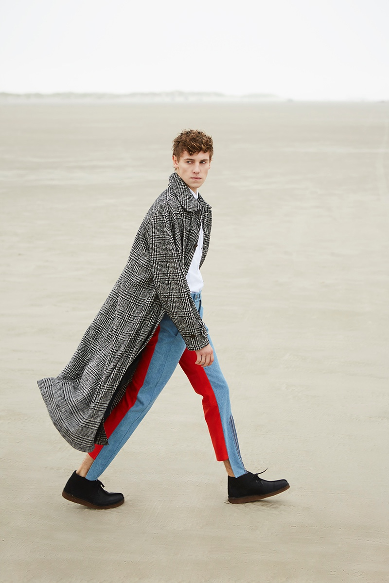 Fashionisto Exclusive: Anton Ahrens photographed by Sophie Daum