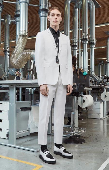 Kris Van Assche Makes Berluti Debut with Spring '19 Capsule