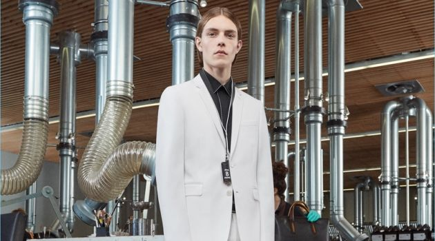 Kris Van Assche Makes Berluti Debut with Spring '19 Capsule
