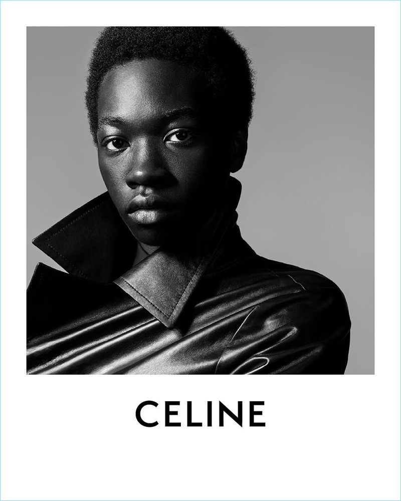 Sekhou for Celine Introductory Campaign