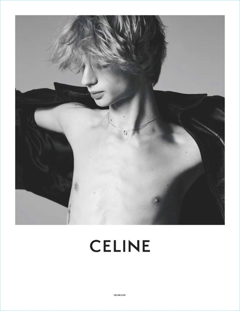 Martin E. J. for Celine Introductory Campaign