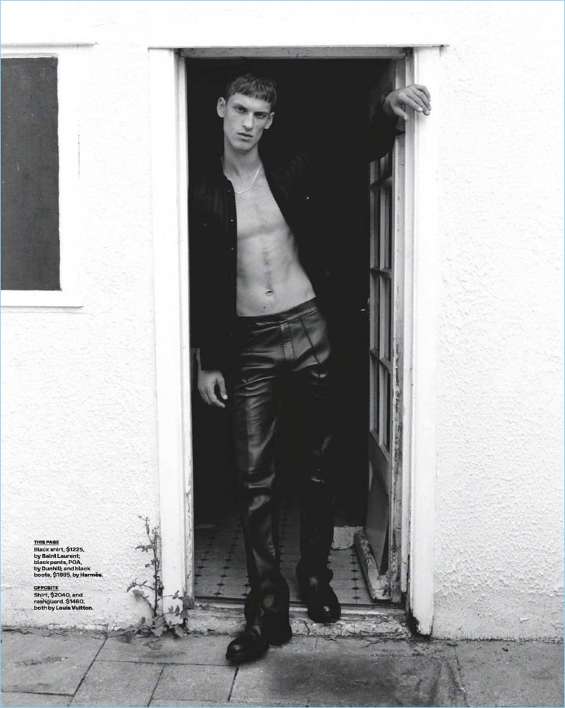 The After Party: David Trulik for GQ Australia