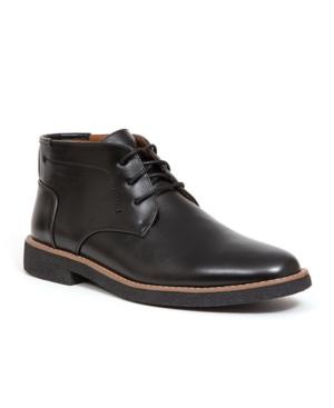 Deer Stags Men's Bangor Memory Foam Dress Casual Comfort Chukka Boot Men's Shoes