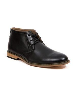 Deer Stags Men's James Memory Foam Dress Comfort Classic Chukka Boot Men's Shoes