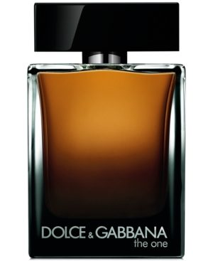 Dolce & Gabbana Men's The One for Men Eau de Parfum Spray, 3.4 oz.