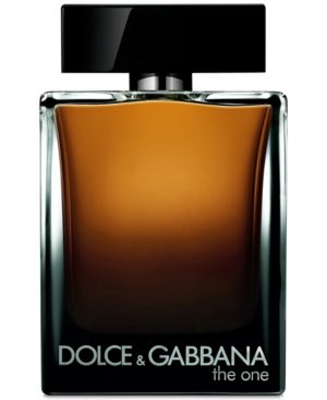 Dolce & Gabbana Men's The One for Men Eau de Parfum Spray, 5 oz.