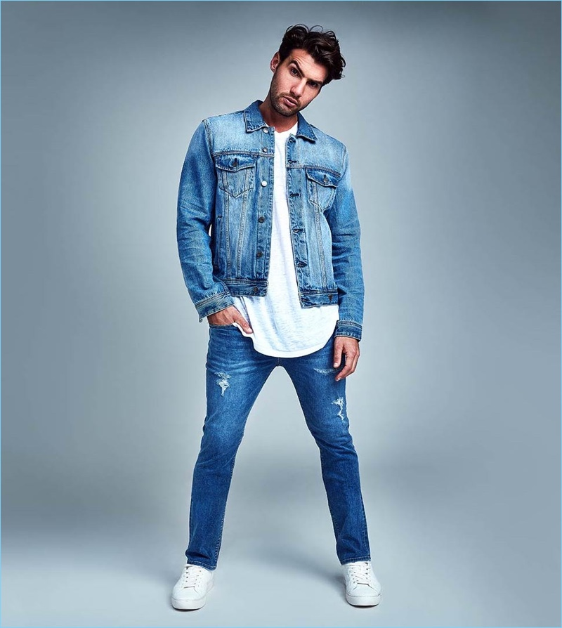 The Guess Jeans denim fit guide | Man at his Best | Denim