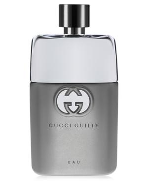 Gucci Guilty Men's Eau Pour Homme Eau de Toilette Spray, 3 oz.