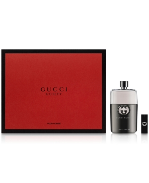 Gucci Men's 2-Pc. Gucci Guilty Pour Homme Gift Set, Created for Macy's