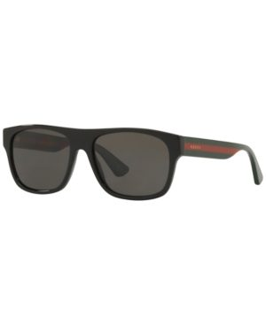 Gucci Polarized Sunglasses, GG0341S 56