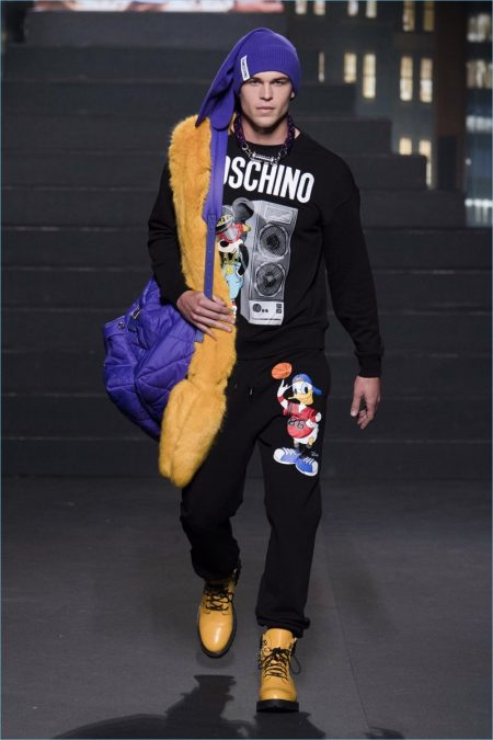 Streetwear Enjoys a Camp Moment with Moschino [tv] H&M Collection