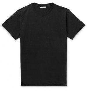 John Elliott - Anti-Expo Cotton-Jersey T-Shirt - Black