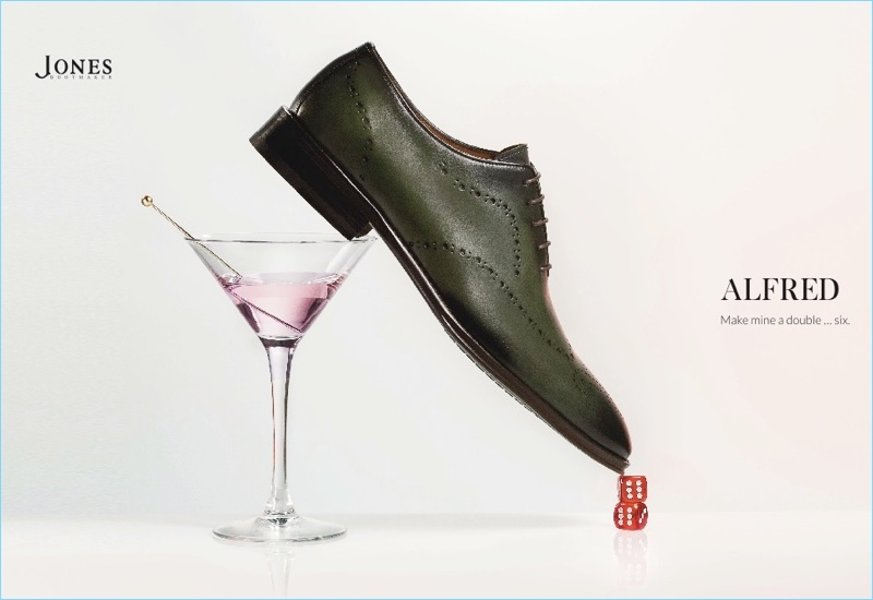 Alfred Dress Shoes from Jones Bootmaker