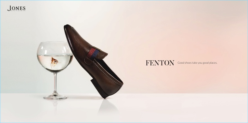 Fenton Leather Loafers from Jones Bootmaker