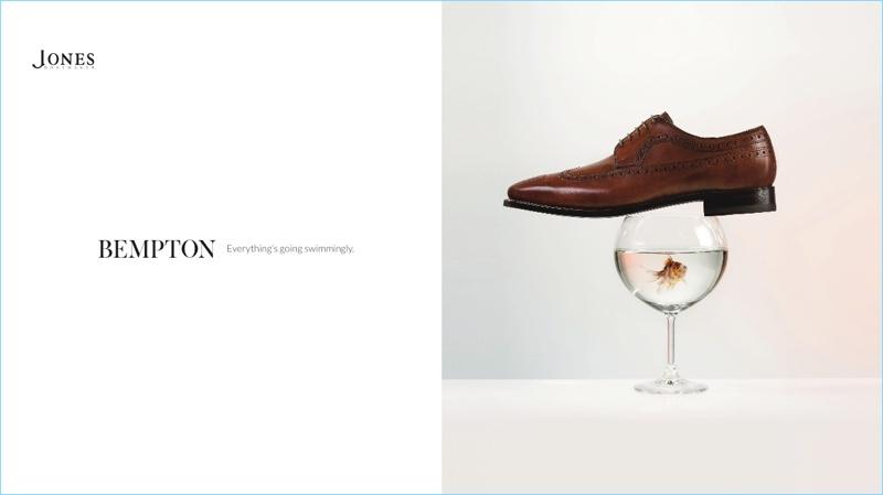 Bempton Dress Shoes from Jones Bootmaker